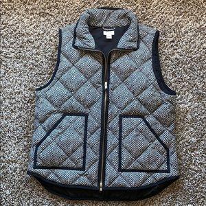 J. Crew Women's Puffer Vest